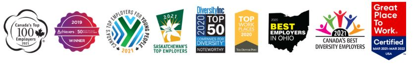 Careers Website logos